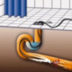 Limpieza de canaletas