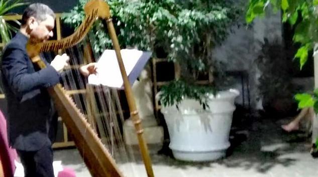 Concierto de arpa