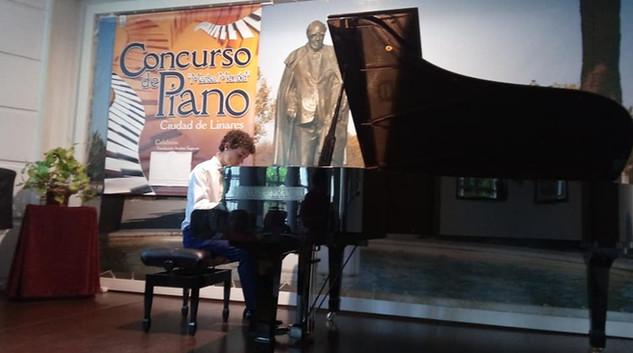 Concurso de Piano Marisa Montiel