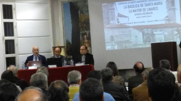 Conferencia del Centro de Estudios Linarenses