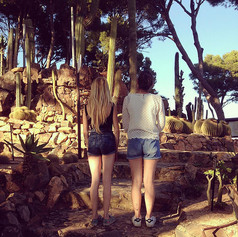 Claire et Marie-Anne