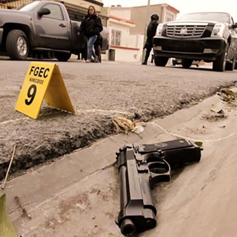 Disminuyen Robos, Homicidios no Ceden