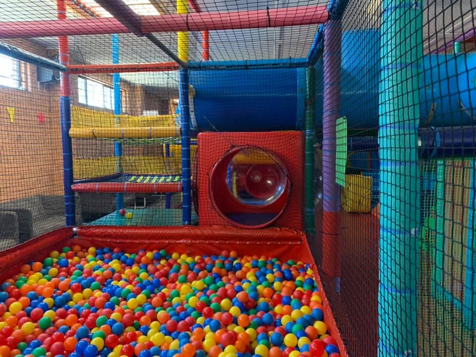 Large Ball PIt