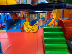 Play area for 4+