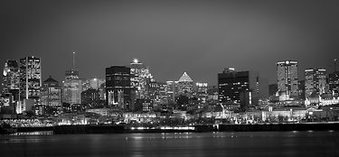 Montreal - Downtown View