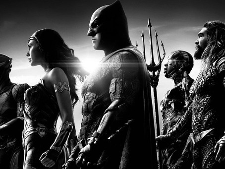 056 - Zack Snyder's Justice League - The Time is Now!
