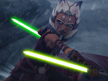 012 - I'm one with the force, and the force is with me