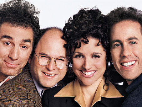 014 - There's a little bit of George Costanza in all of us
