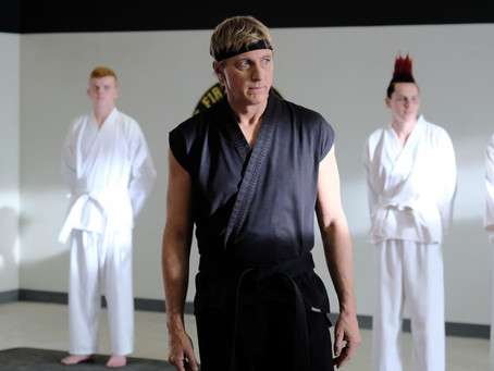 029 - Fear does not exist in this dojo