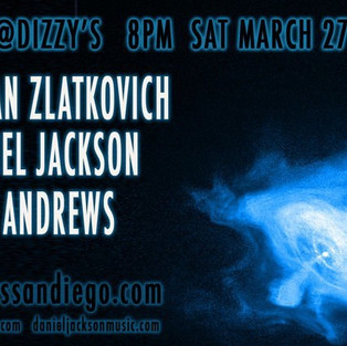 Jazz Mikan Trio, with Daniel Jackson and Bill Andrews