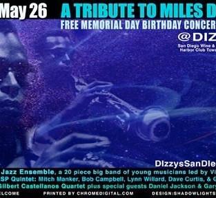 Mikan's tribute to Mile Davies
