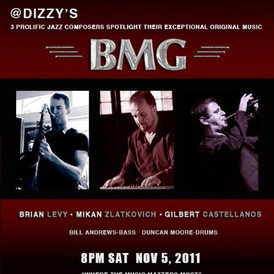 Levy, Mikan, Castellanos live at Dizzy's
