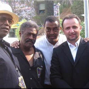 With Charles McPherson Quintet at Playboy Jazz Festival Hollywood Bowl, Los Angeles