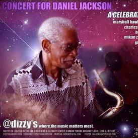Concert for Daniel Jackson - the cellebration of Jazz