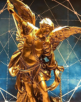 Is your altar ready_ Today is St Michael