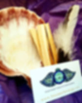 Amazonian Smudging Kit_Includes _5 Susta