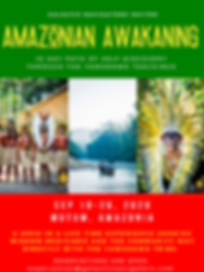 Amazonian Awakening Encounter 2020