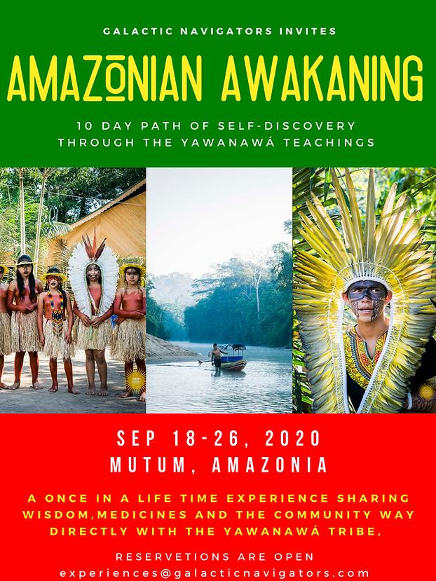 Amazonian Awakening Encounter 2020