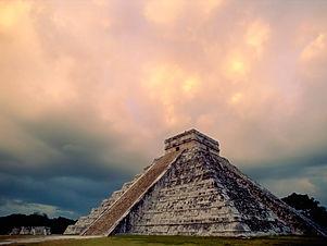 Chichen Itza, Yucatan, Mexico - El Casti