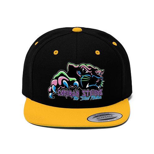 Cameron Stevens The Steel Panther Unisex Flat Bill Hat