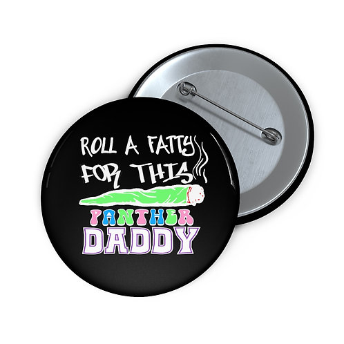 Cameron Stevens Roll A Fatty Pin Buttons