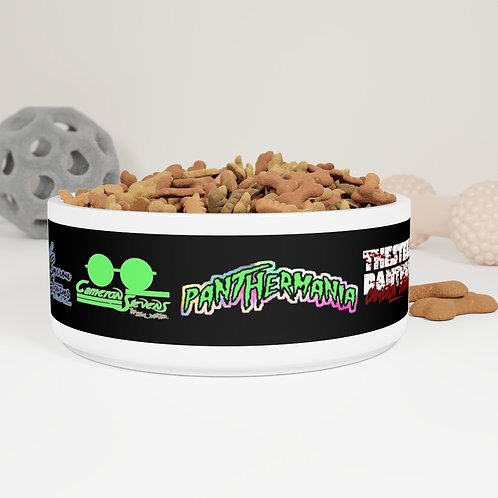 'The Steel Panther' Cameron Stevens Pet Bowl