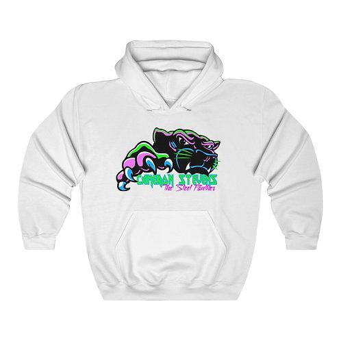 Cameron Stevens The Steel Panther/SPCS Unisex Heavy Blend™ Hooded Sweatshirt