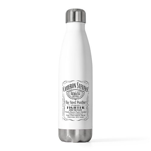 Cameron Stevens JD 20oz Insulated Bottle