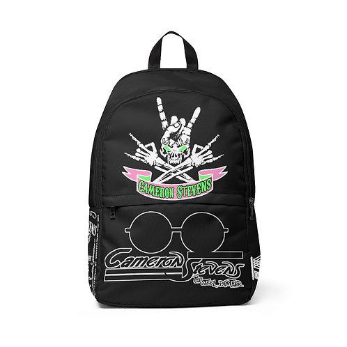 Cameron Stevens Unisex Fabric Backpack