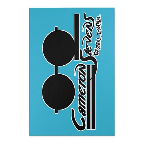 Cameron Stevens Glasses/Paint Area Rugs