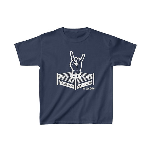 Cameron Stevens Rocker Ring Kids Heavy Cotton™ Tee