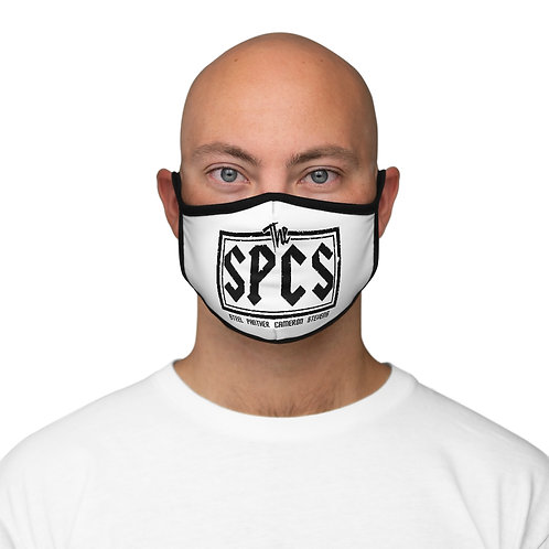 Cameron Stevens SPCS Fitted Polyester Face Mask