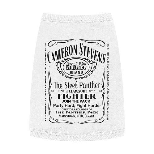 Cameron Stevens JD Pet Tank Top
