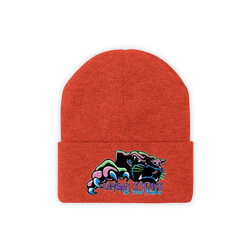 Cameron Stevens The Steel Panther Knit Beanie