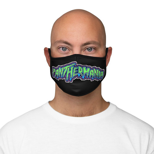 Cameron Stevens PantherMania Fitted Polyester Face Mask