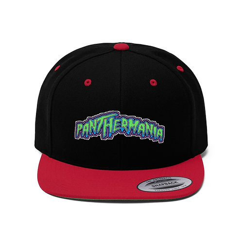 Cameron Stevens PantherMania Unisex Flat Bill Hat
