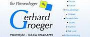 Gerhard Groeger - Ihr Fliesenleger
