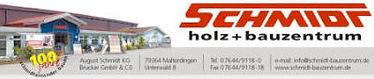 Schmidt Holz+Bauzentrum