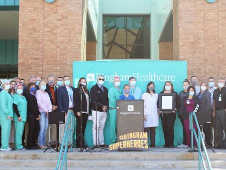 Bingham County Commissioner Proclamation