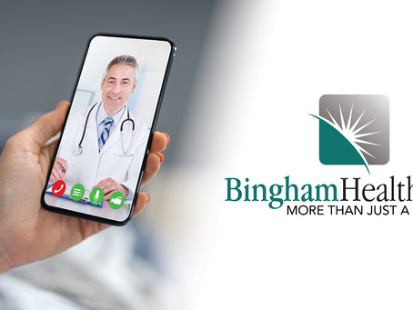 Bingham Healthcare is Now Offering Telehealth Appointments