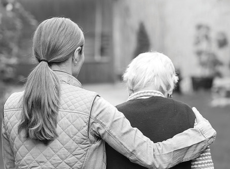 Elaine is not alone--over 34 million unpaid caregivers in the U.S. care for a loved one