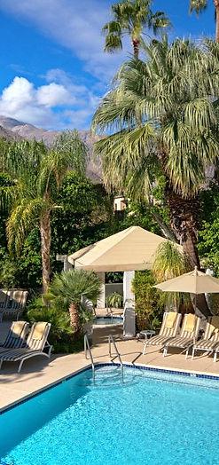 Large Pool & Mountain Views
