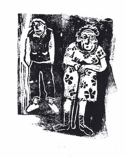 'Pépé et Manou'