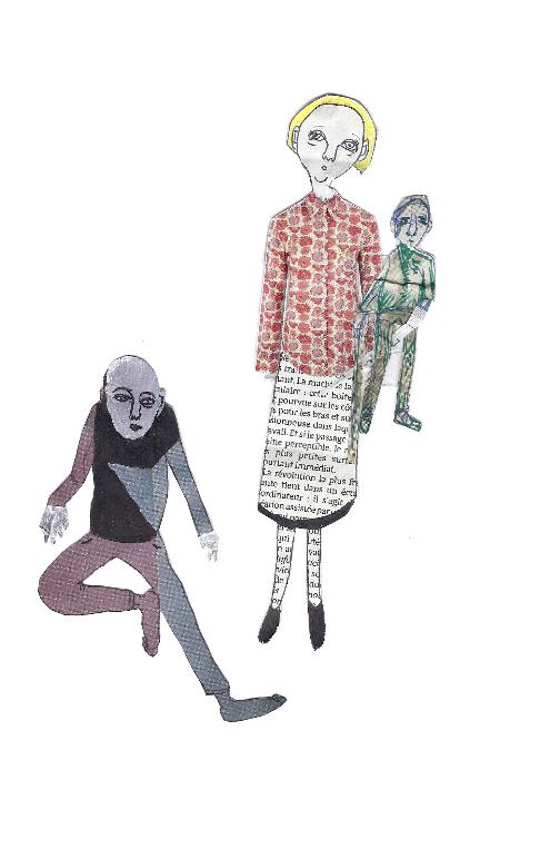 Wall drawings 2015