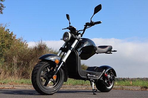 Elektro Scooter Motorrad Mit Straßenzulassung Bis Zu 45 Km/H Schnell - Ca. 40-45