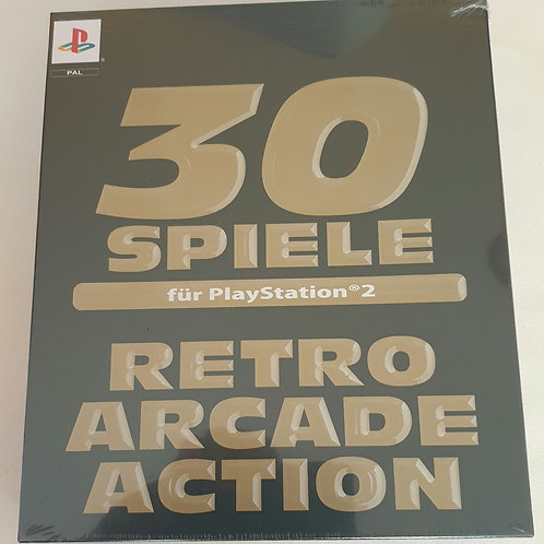 Retro Arcade Aktion, 30 Spiele