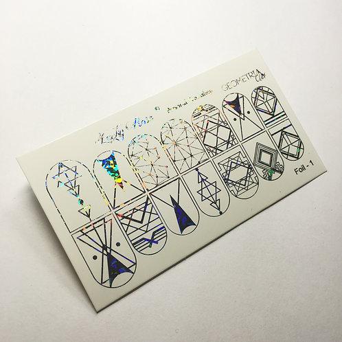 Series Foil голограмма №1
