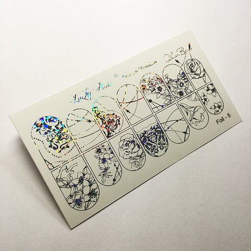 Series Foil голограмма №5