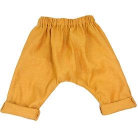 Mustard Harem Pants