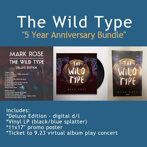"""The Wild Type - """"5 Year Anniversary"""" Bundle"""